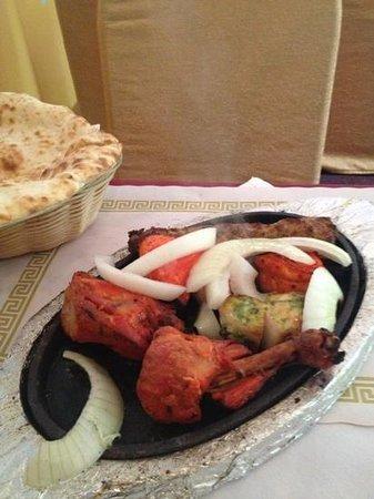 Neelam Exotic Indian Cuisine: delicious...