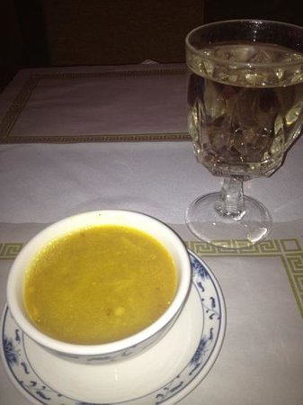 Neelam Exotic Indian Cuisine: soup...