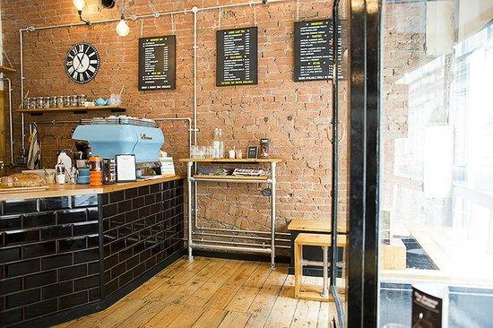 The Bar Picture Of Small Street Espresso Bristol