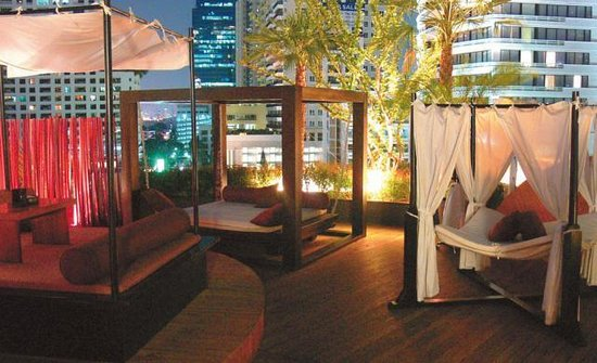 Nest Rooftop Lounge