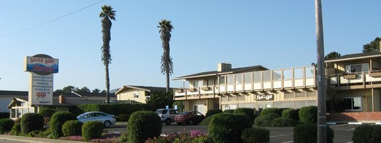 Silver Surf Motel: Silver Surf San Simeon