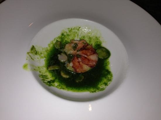 Alan Wong's Restaurant: second course