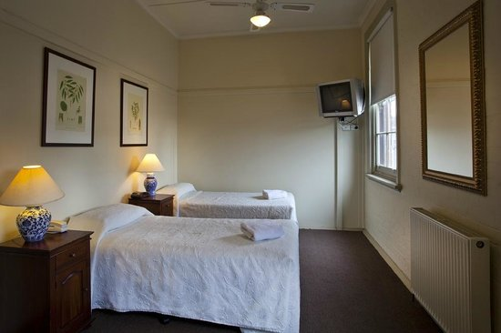 Richmond Hill Hotel: Standard Twin room