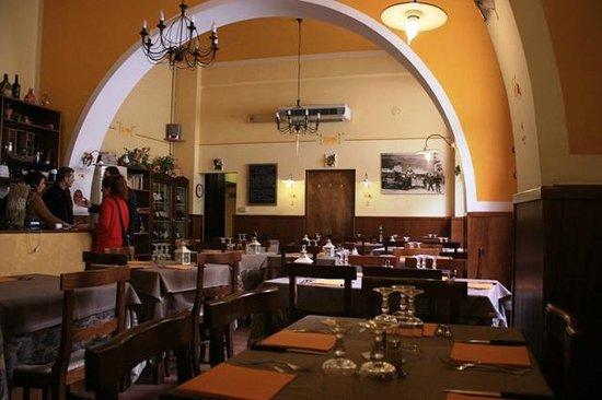 Osteria dei Mercanti : Salão