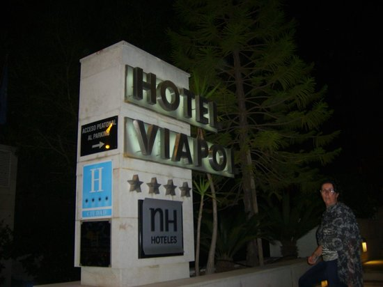 NH Sevilla Viapol: HOTEL NH VIAPOL    par Gabriel Louis Fernand