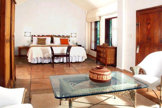 La Casa de los Arboles: Habitación THAI