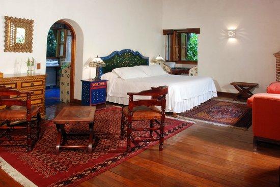 La Casa de los Arboles: Habitación ZACUALPAN