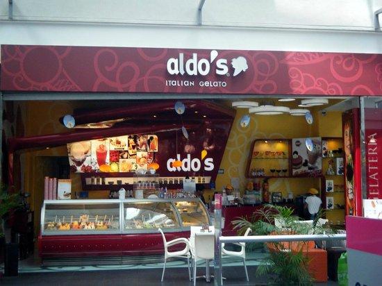 Plaza Las Americas : Aldo's...GO HERE, delicious!!!!