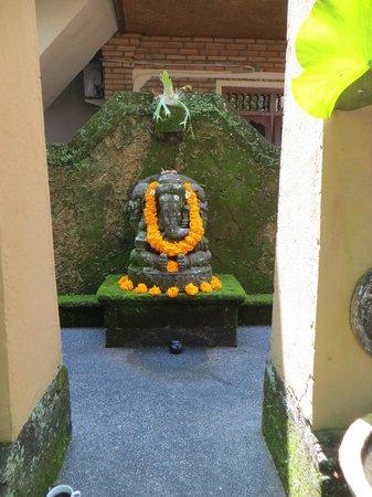 Lumbung Sari Cottages: Ganesh