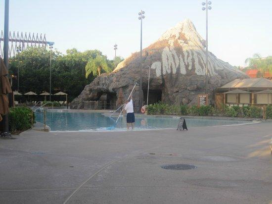 Disney's Polynesian Village Resort : pool