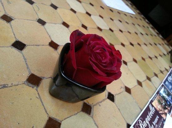 Riad Les Trois Palmiers El Bacha: rose