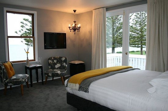 Kaikoura Boutique Hotel: Newly Renovated Beachfront Room