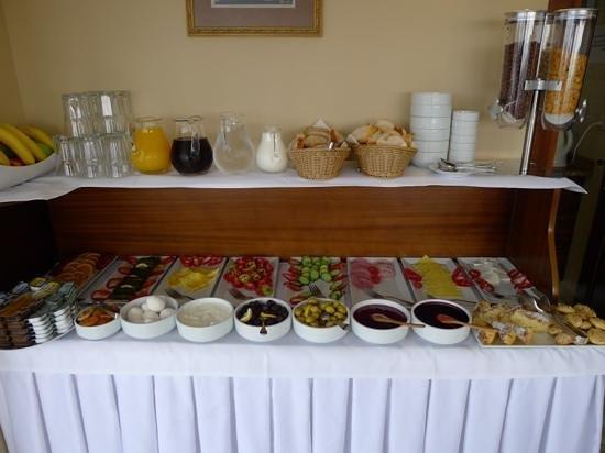 Osmanhan Hotel: Breakfast at Osmanhan!