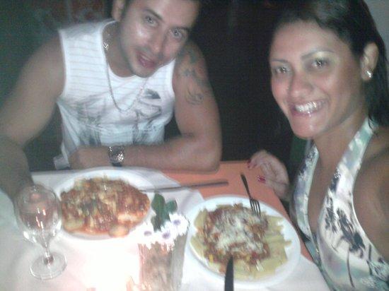 Cipo Veraneio Hotel: jantar huumm
