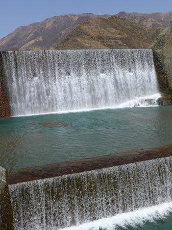 Ashio Sabo Dam