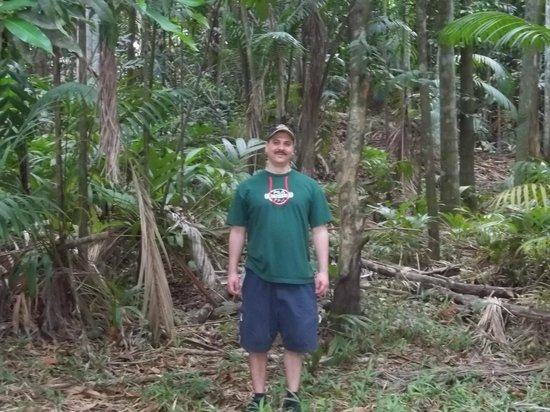 Summit Botanical Gardens: Interesting jungle type trails to follow