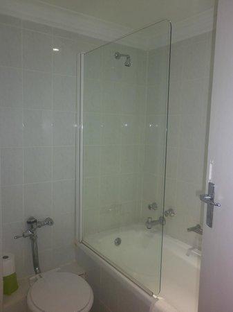 Capetonian Hotel: Baño