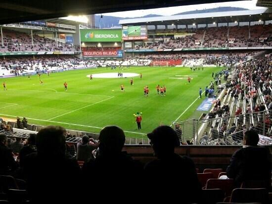 Athletic Club de Bilbao: San Mames - La Catedral
