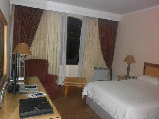 Capetonian Hotel: Habitacion principal