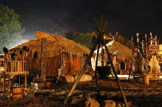 Posada Rural Ochohermanas: Fiesta de las guerras Cántabras en los Corrales de Buelna