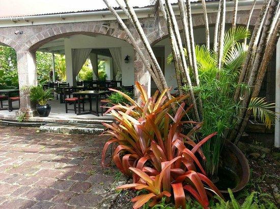 Montpelier Plantation & Beach: Salón para desayunar