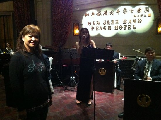 Jazz Club at the Peace Hotel: Youngest Jazz Band with Singer