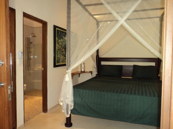 "White Lotus Yoga & Meditation Centre: Room ""Cocos"""