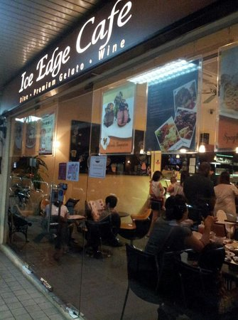 Ice Edge Cafe