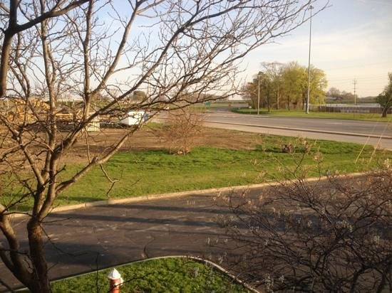 Country Inn & Suites by Radisson, Sandusky South, OH: view of turnpike from room