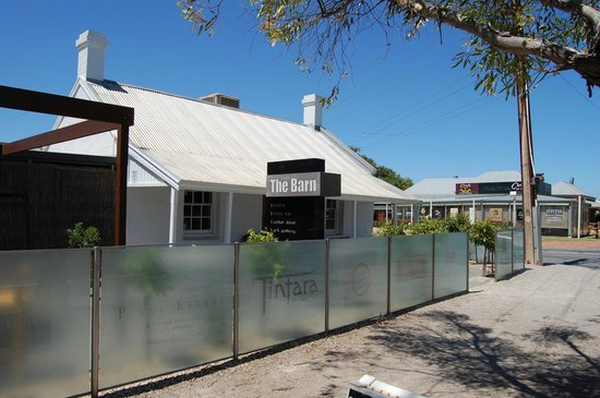 The Barn Bistro Mclaren Vale Restaurantanmeldelser