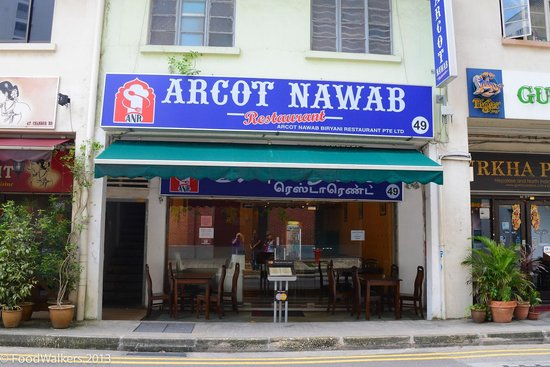 Arcot Nawab