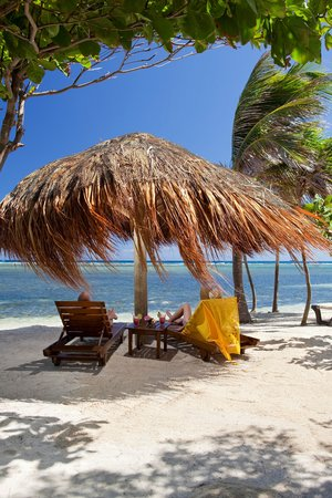 Barefoot Cay: Relax in the seclusion of our private cay
