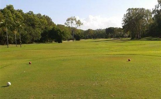 Mirage Country Club: Fifth Hole