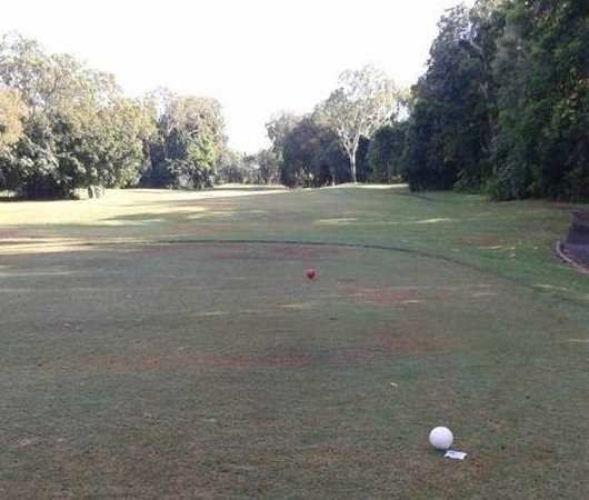 Mirage Country Club: Fourth Hole