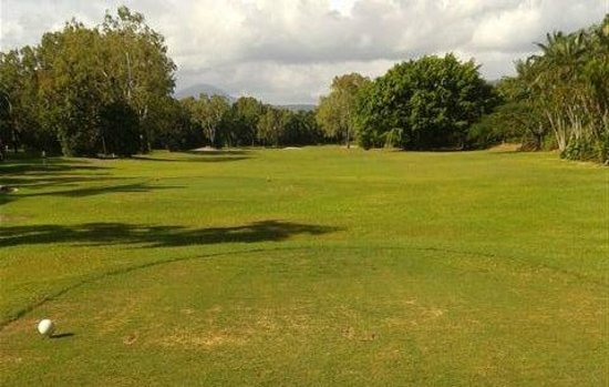 Mirage Country Club: Ninth Hole