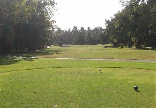 Mirage Country Club: Sixth Hole