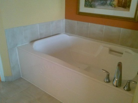 Marriott's Villas at Doral : Tub