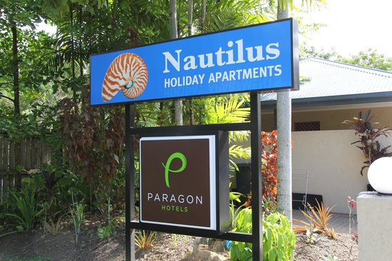 Nautilus Holiday Apartments: Now a member of Paragon Hotels