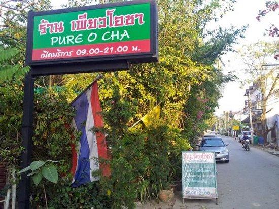 Pure O-Cha Photo
