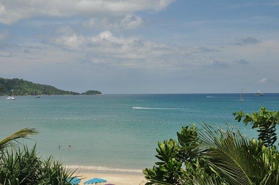 La Flora Resort Patong: 屋上から