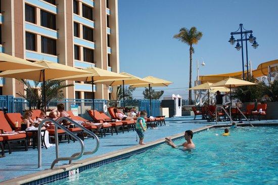 pool picture of disney s paradise pier hotel anaheim tripadvisor rh tripadvisor co za