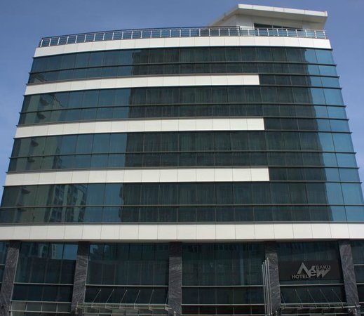 Нью Баку Отель
