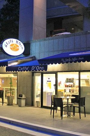 D Oro Coffee Shop