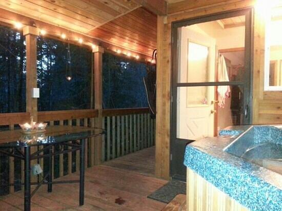 BaseCamp Cottages: Rainier Retreat Cabin