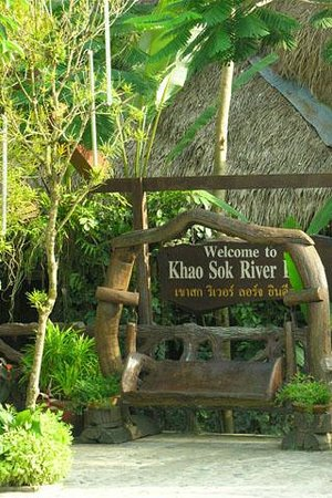 Khao Sok River Lodge Restaurant