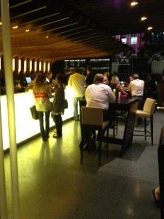 Grand Bar & Bistro : The Bar