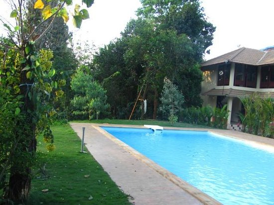 Swimming Pool Picture Of Sunrise Valley Resort Vaduvanchal Tripadvisor