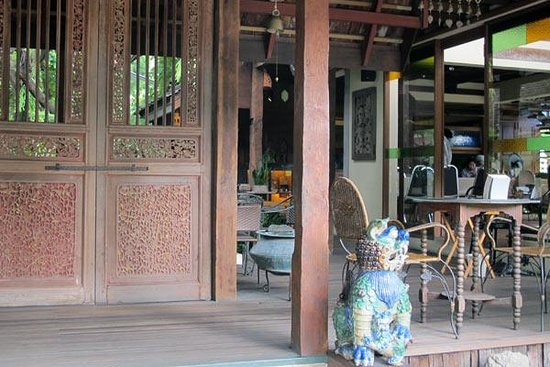 Suan Paak Restaurant