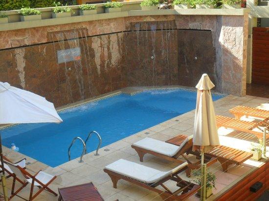 Hotel Jardin de Iguazu: pileta