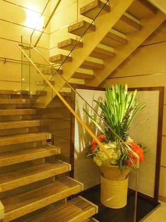 Keio Presso Inn Ikebukuro: Ground floor